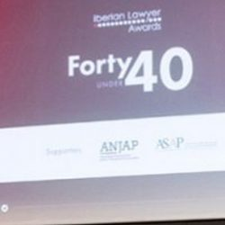 Press: Marco Real Martins e vencedores do Iberian Lawyer Forty Under 40 em destaque
